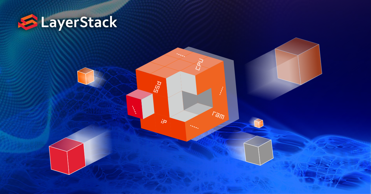 LayerStack unveiled CloudNet to serve as an elastic cloud solution which enables self-resources management.