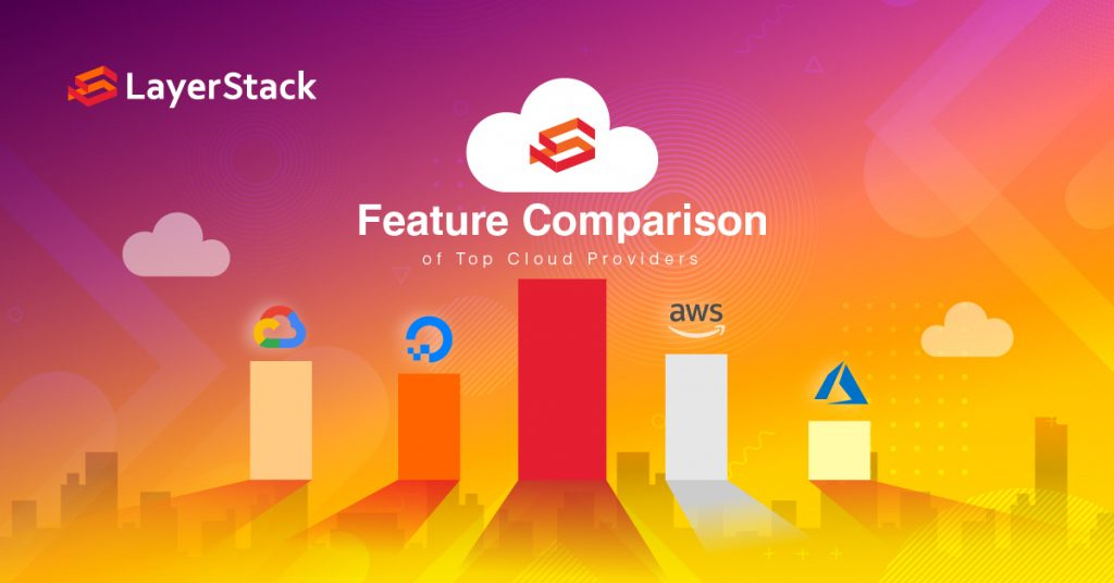 Feature Comparison of Top Cloud Providers