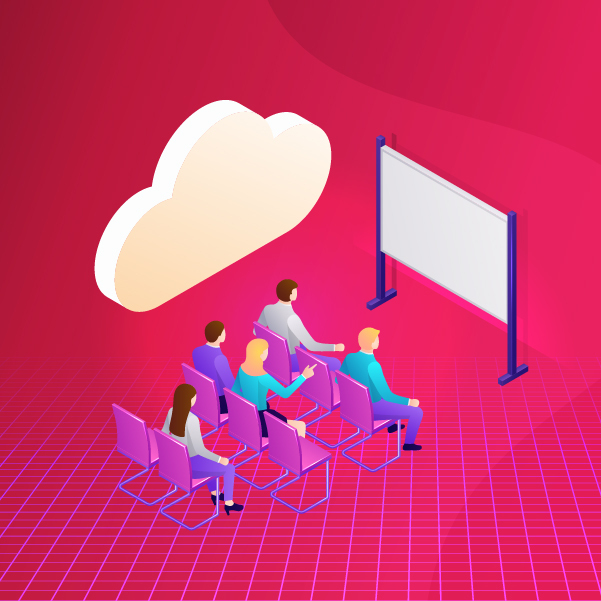 Single Cloud Save Employee Training Time