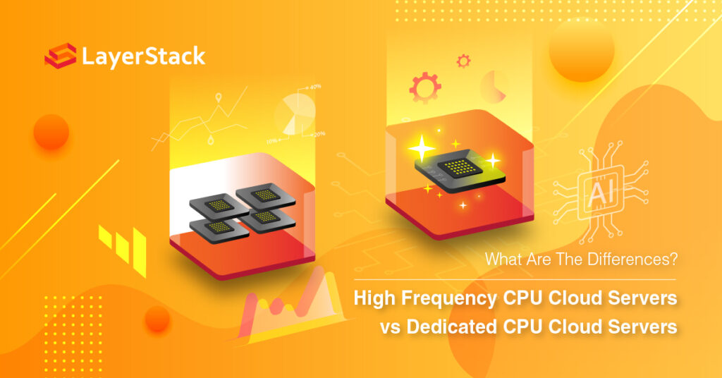 Differences of CPU-Focused Cloud Servers Plans