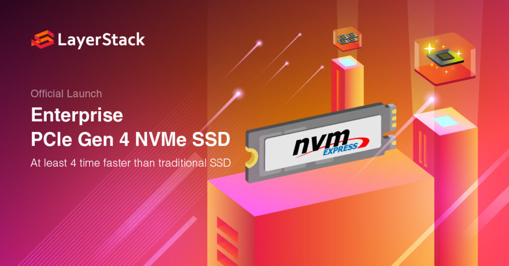 NVMe SSD Boosts Cloud Servers and VPS Performance