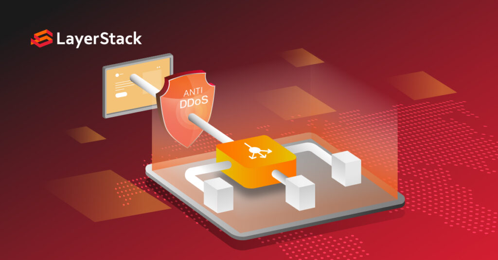 LayerStack Load Balancers support Global Private Networking and DDoS Protection