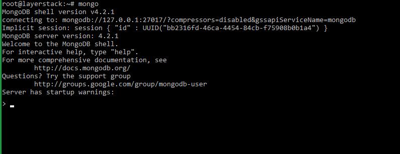 MongoDB2